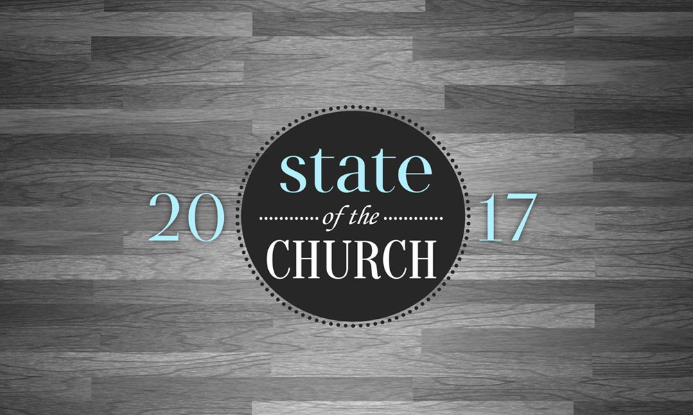 State Of The Church 2017 - 3.26.17 | Phillip Martin