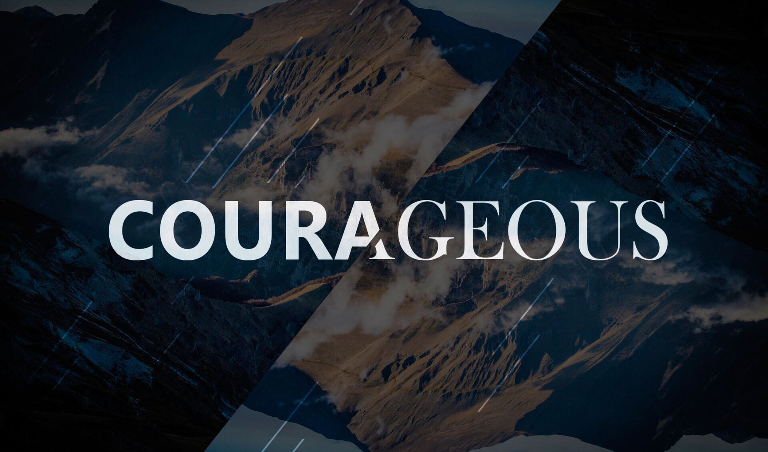 Courageous | Learning to Recover - 4.7.19 | Phillip Martin
