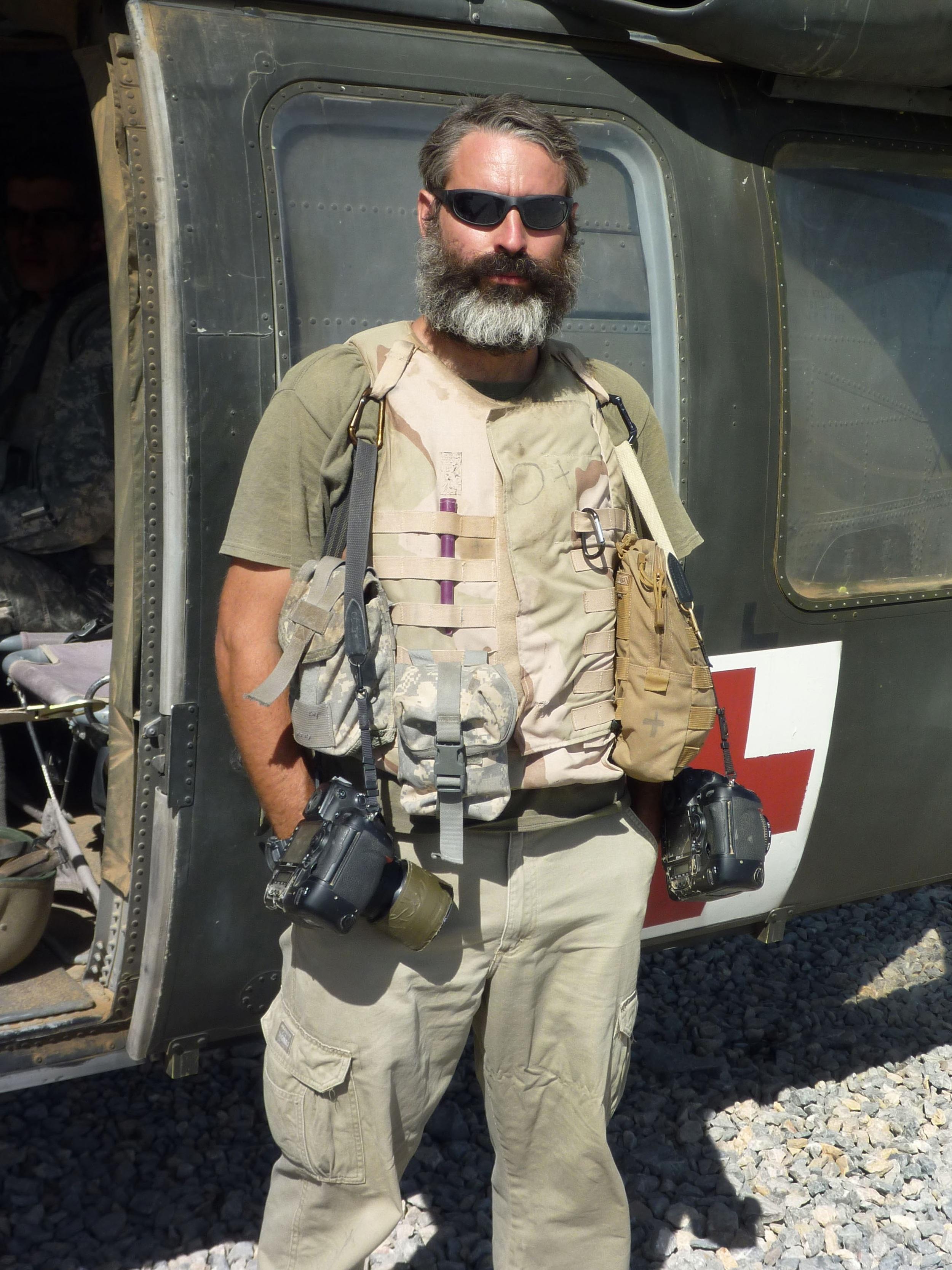 Louie Palu in Afghanistan 2010