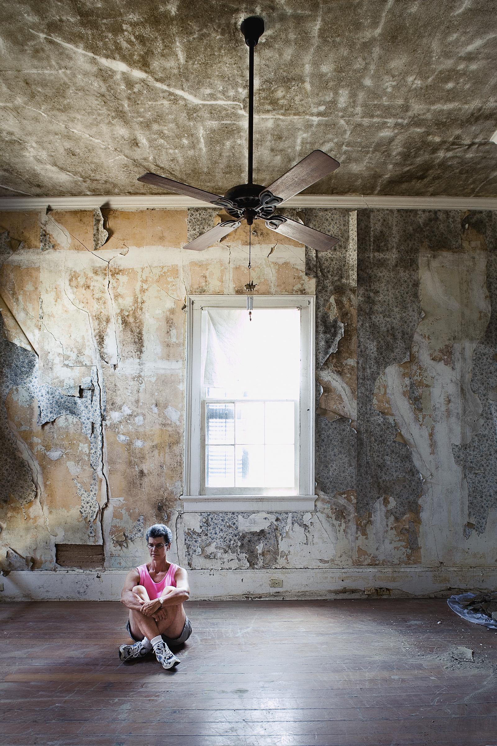 Post Hurricane Katrina: Noelle© Stephen Wilkes