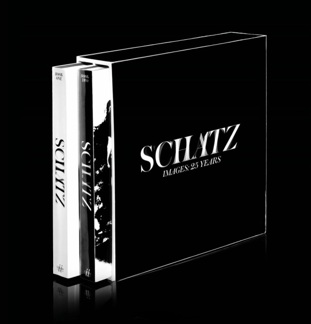 Schatz Images: 25 Years Published by Glitterati. The box set.