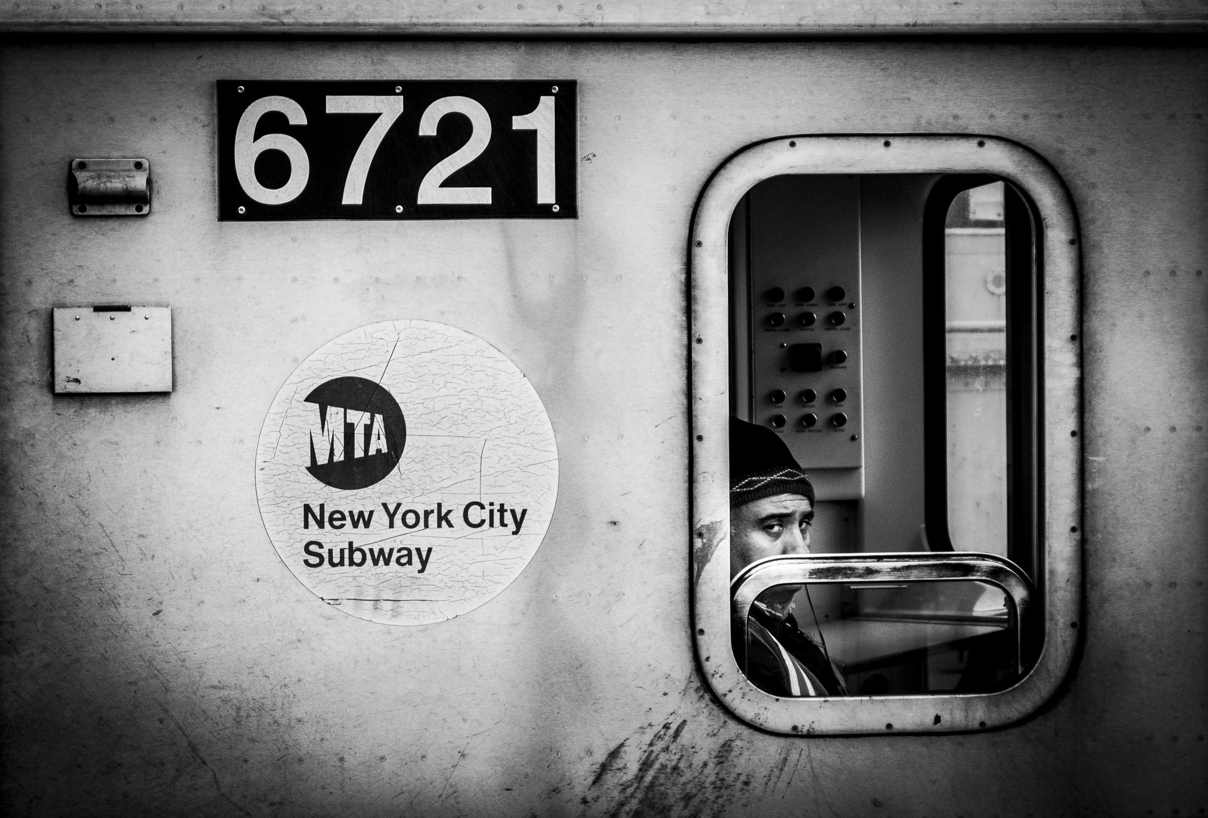 180th Street. New York, NY 2014 © Austin Canales NYC SALT