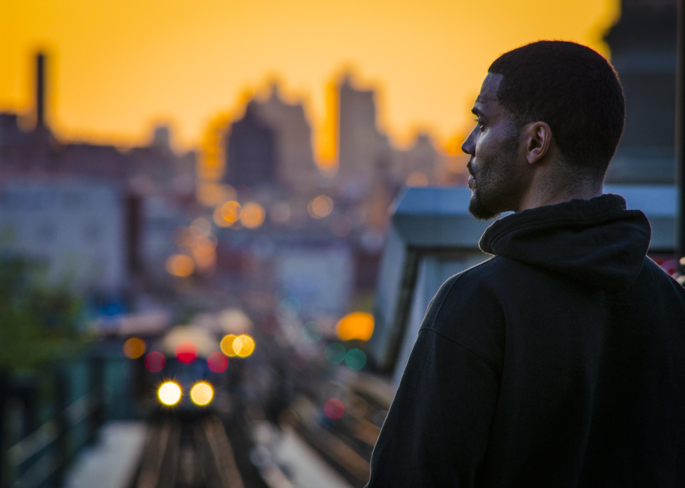 Subway ride. New York, NY 2014 © Merelyn Bucio NYC SALT