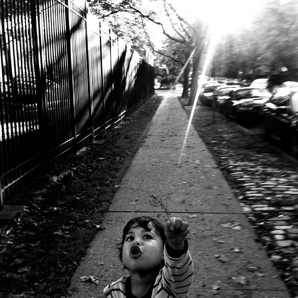 Fall 2012. Brooklyn, NY © Marvi Lacar