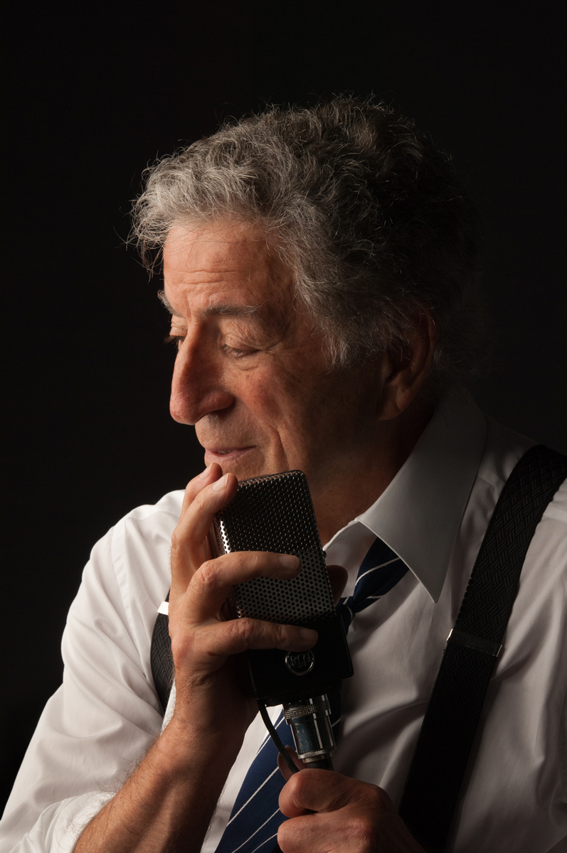Singer Tony Bennett 2006 © Joe McNally