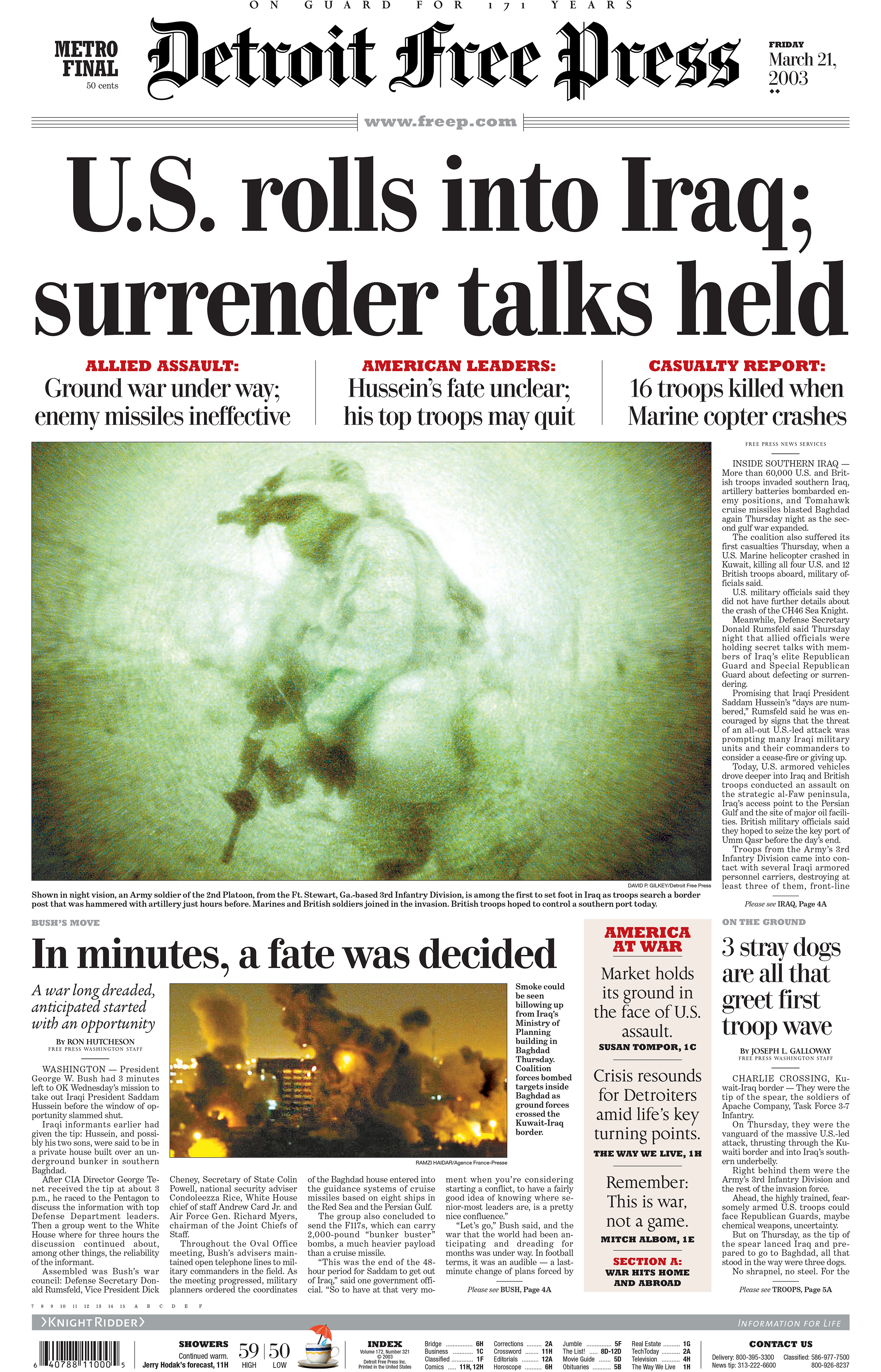 The Detroit Free Press