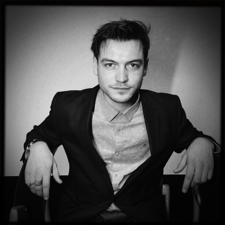 "Brittin Richter, producer of ""N'kisi Concorde,"" Freep Film Festival.© Nancy Andrews"