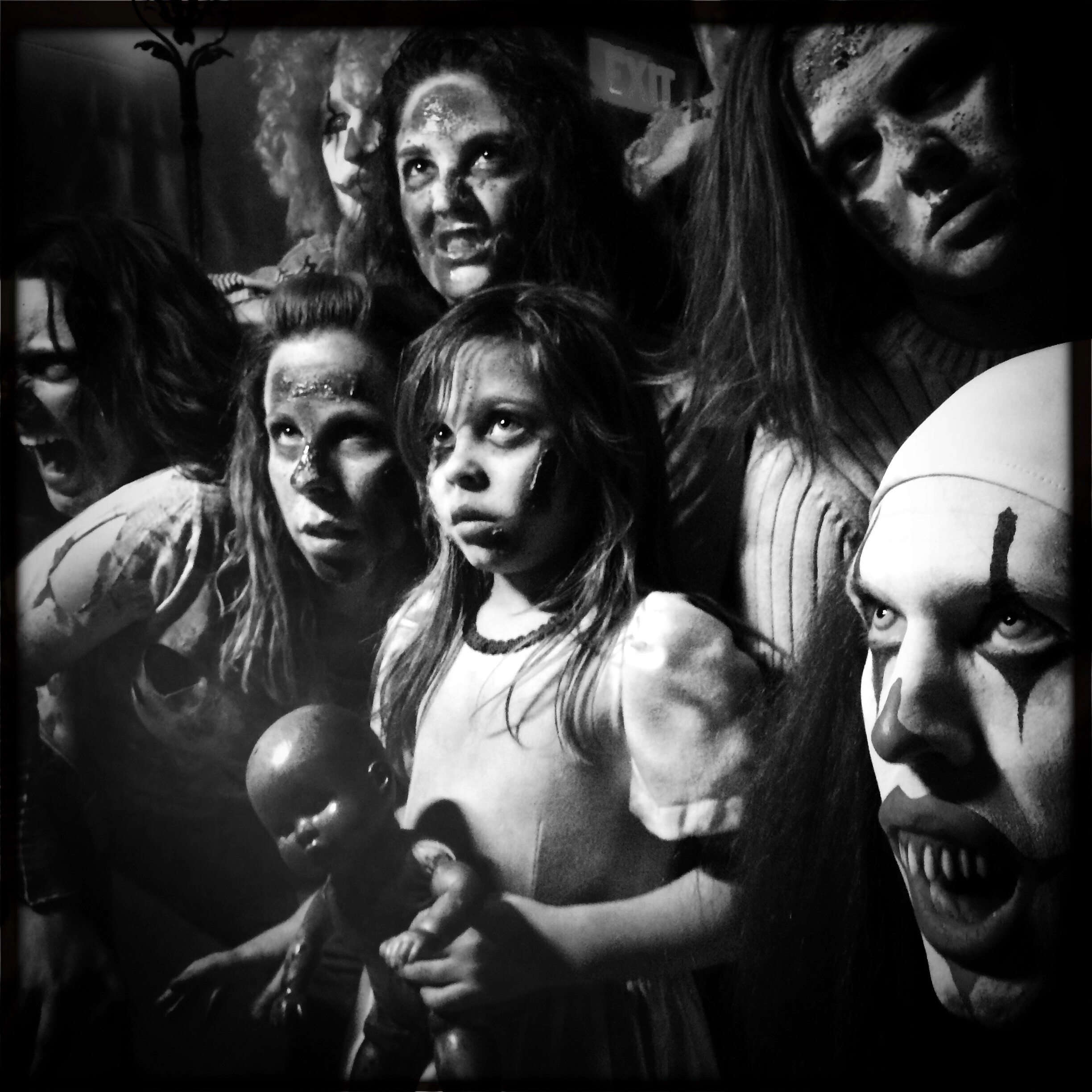 """House of Phobia, featured in """"Haunters,"""" Freep Film Festival.© Nancy Andrews"""