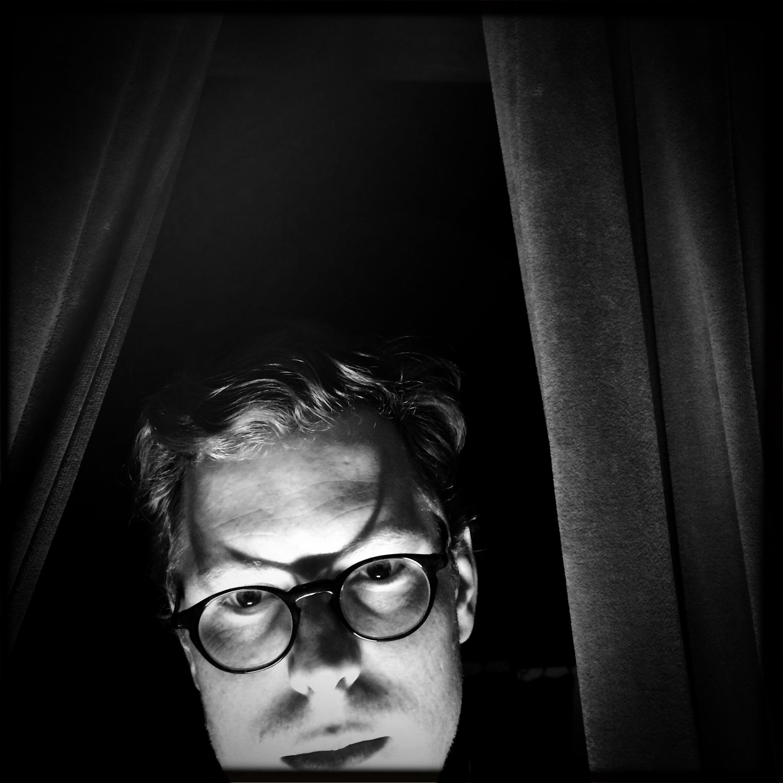 "Anthony Morrison, director of ""Haunters,"" Freep Film Festival.© Nancy Andrews"