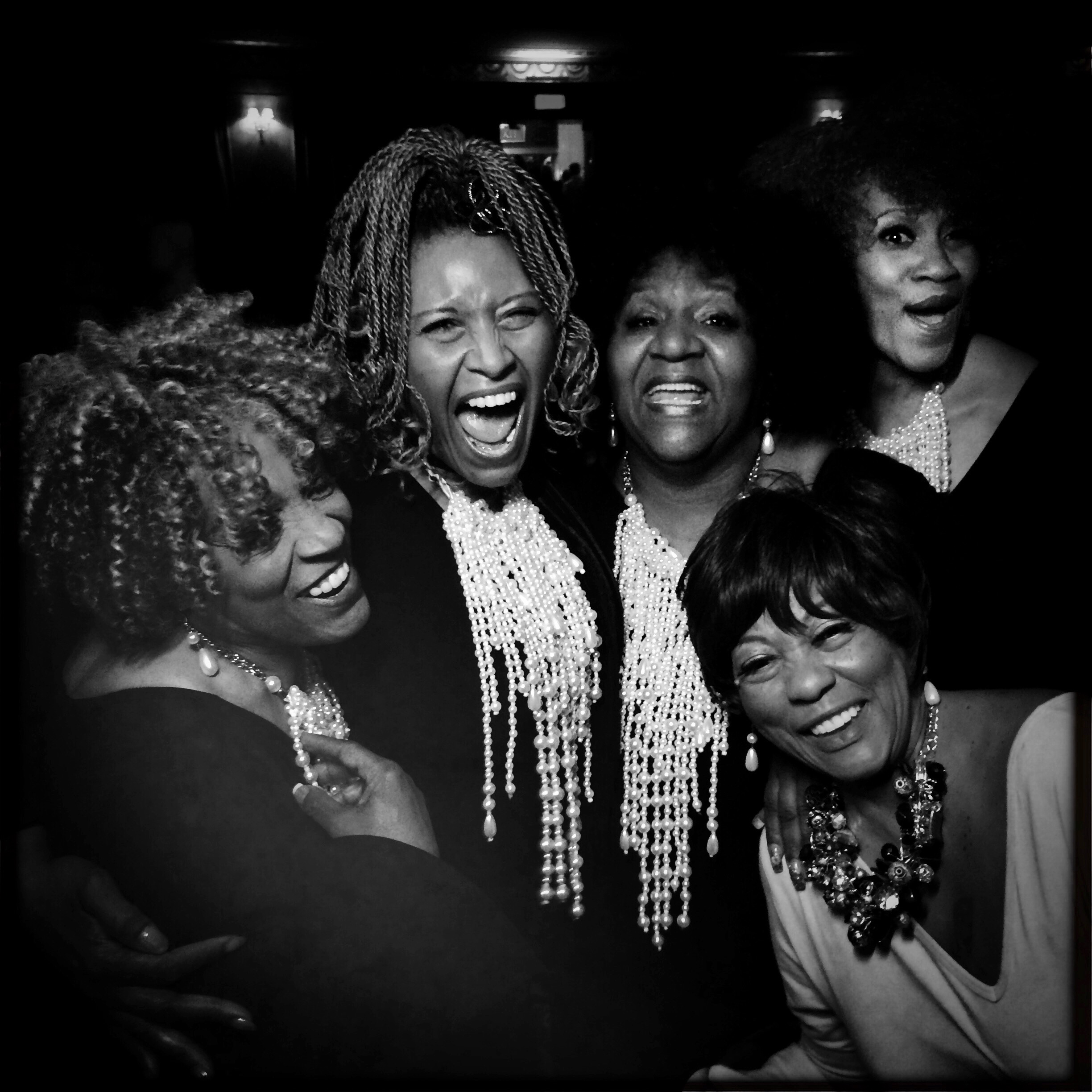 """The Hallelujah Singers, featured in """"Let's Have Some Church Detroit Style,"""" Freep Film Festival.© Nancy Andrews"""
