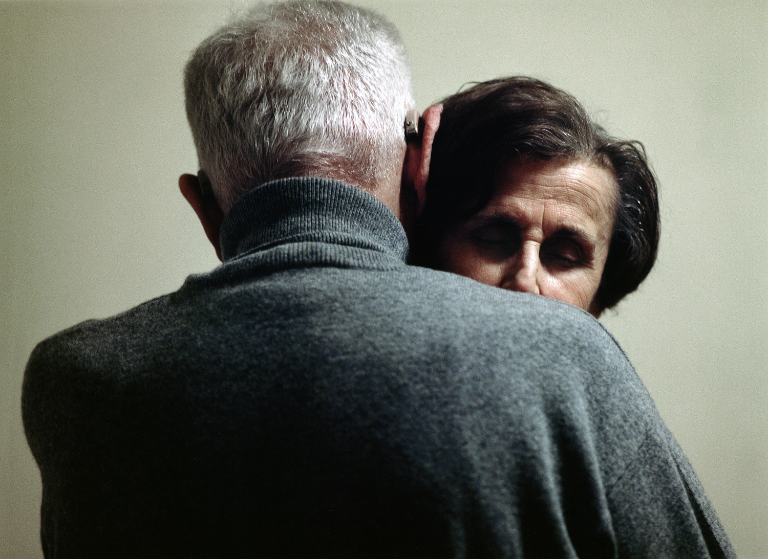 """""""I've always been amazed at my father's love for my mother. It's a constant force, like sunlight, or gravity. He never stops talking about her. His gratitude for her love, for the relationship they had. For the way in which she was the glue for our little family."""" From Days with My Father. © Phillip Toledano"""
