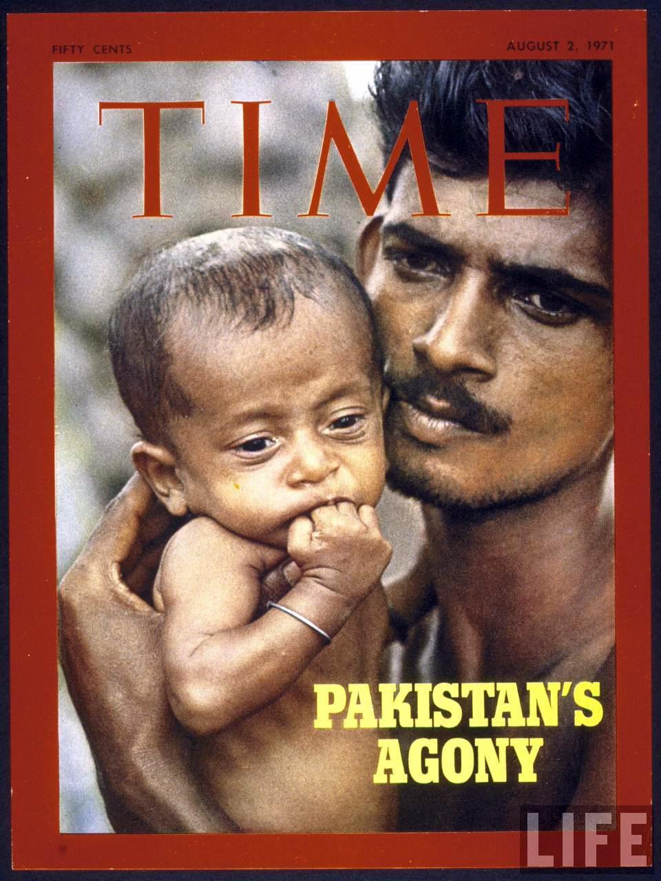 Burnett's first TIME cover August 2, 1971.© 2015 David Burnett/Contact Press Images