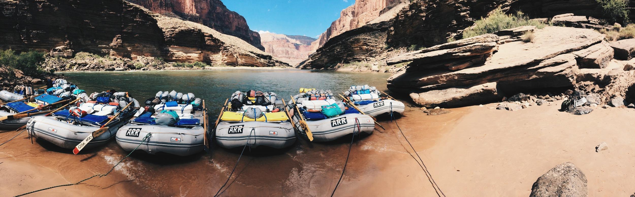 Arizona River Runners Grand Canyon