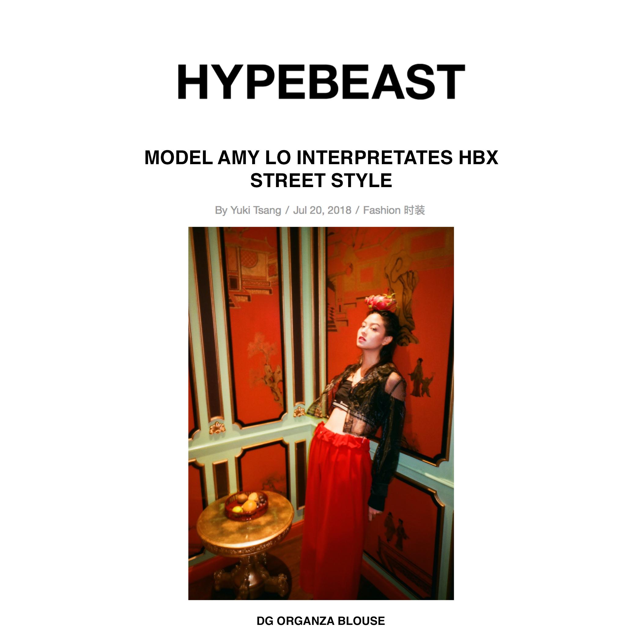 HYPEBEAST // JULY 2018