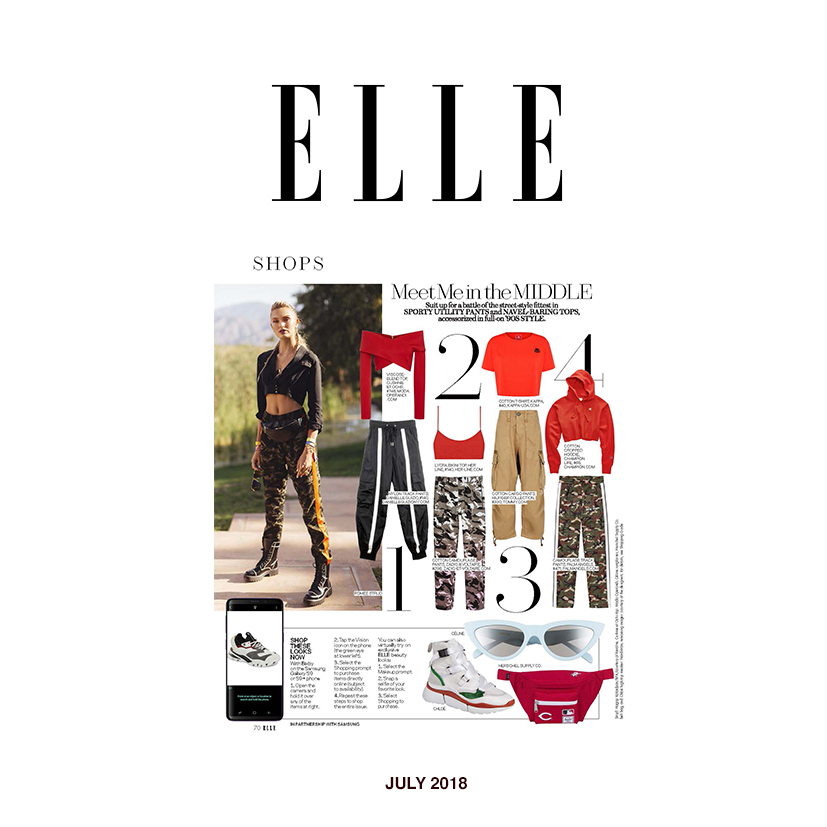 ELLE JULY 2018 ISSUE