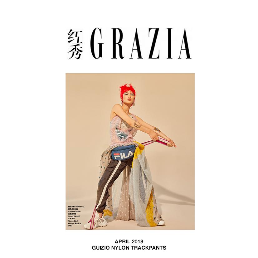 GRAZIA CHINA // APRIL 2018