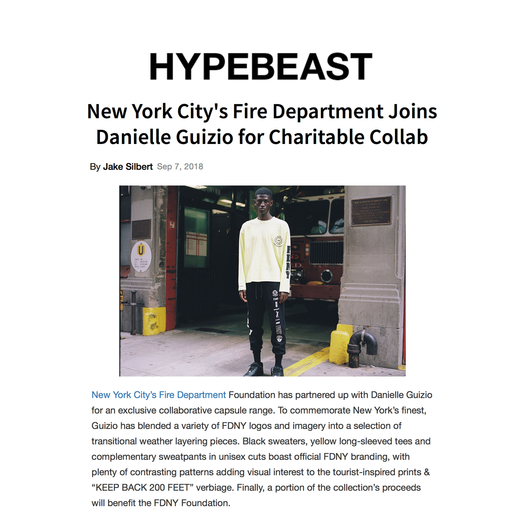 hypebeast // september 2018
