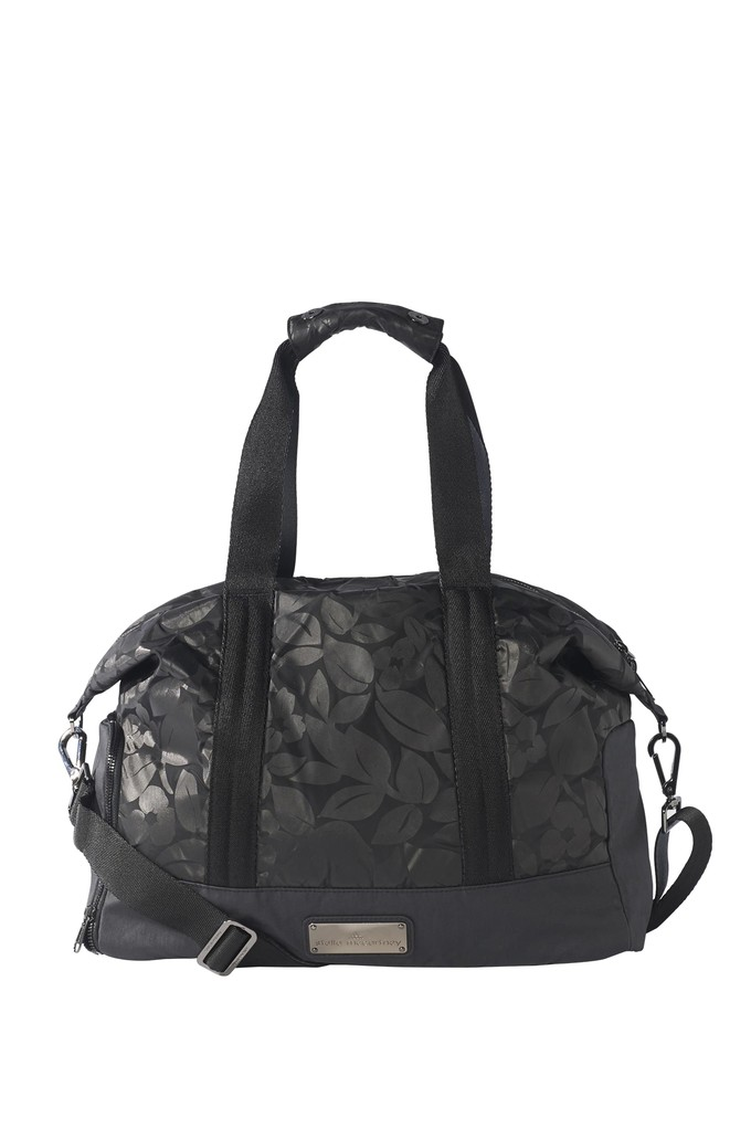 A cute gym bag large enough to carry our laptop, a change of clothing, snacks and more!  $180