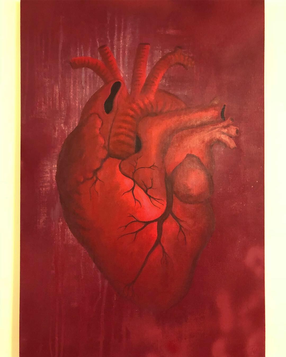 Aye Heart (Commission)