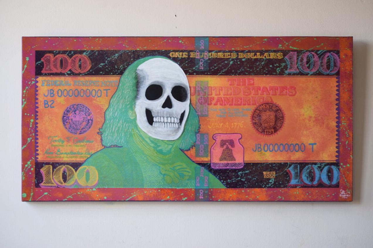 Crypt(o) Currency: Bitjamin Franklin