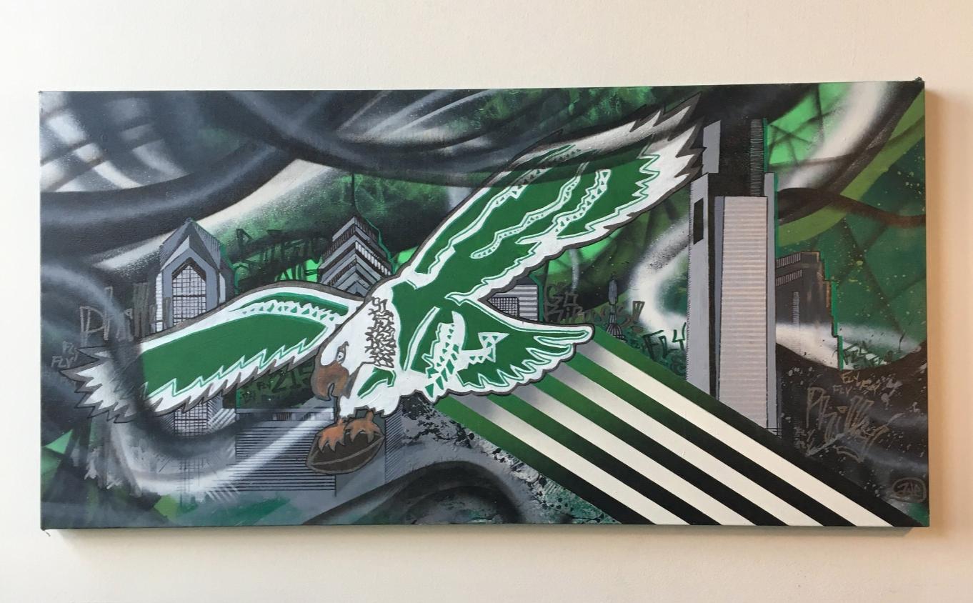 Philadelphia Eagles (Commission)