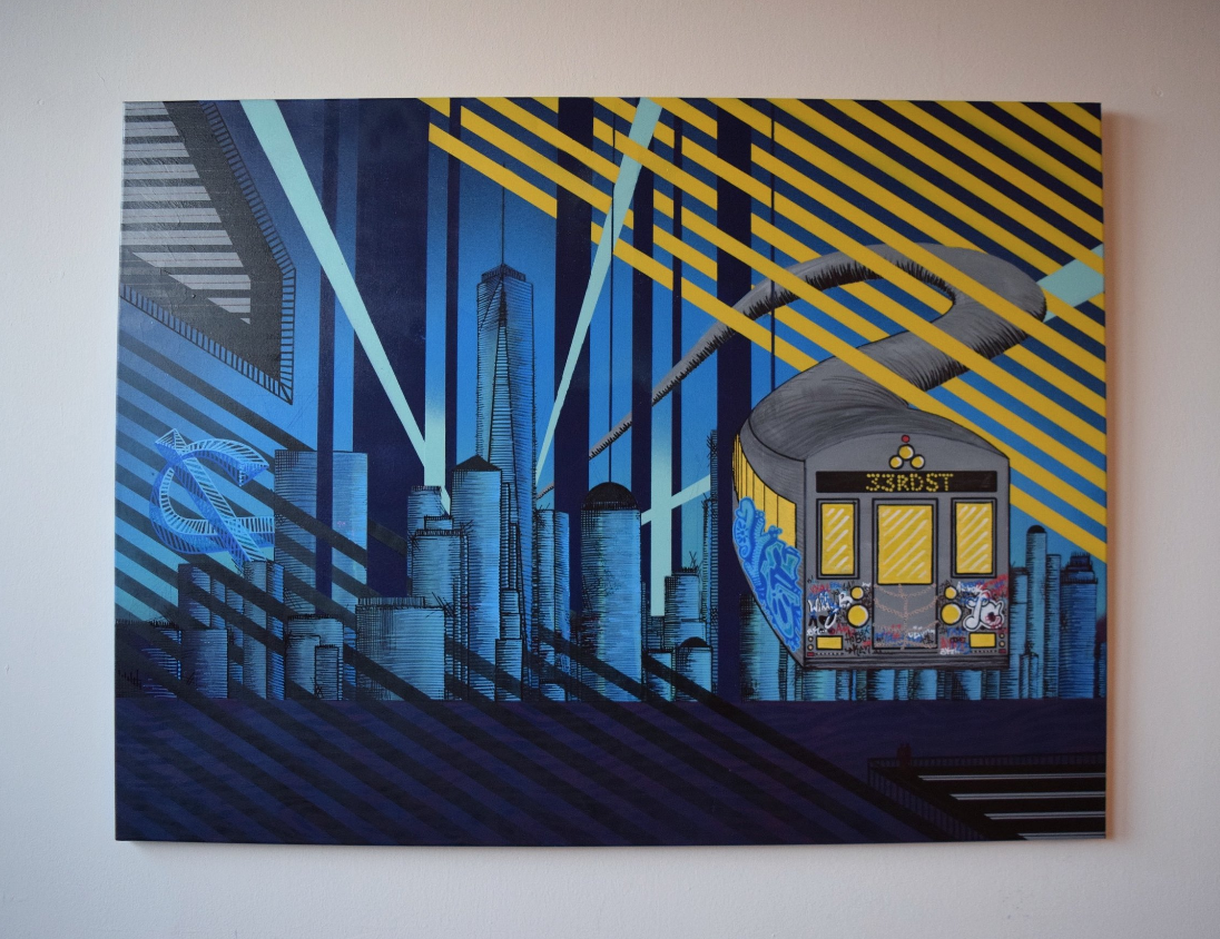 NYC Path (Commission)