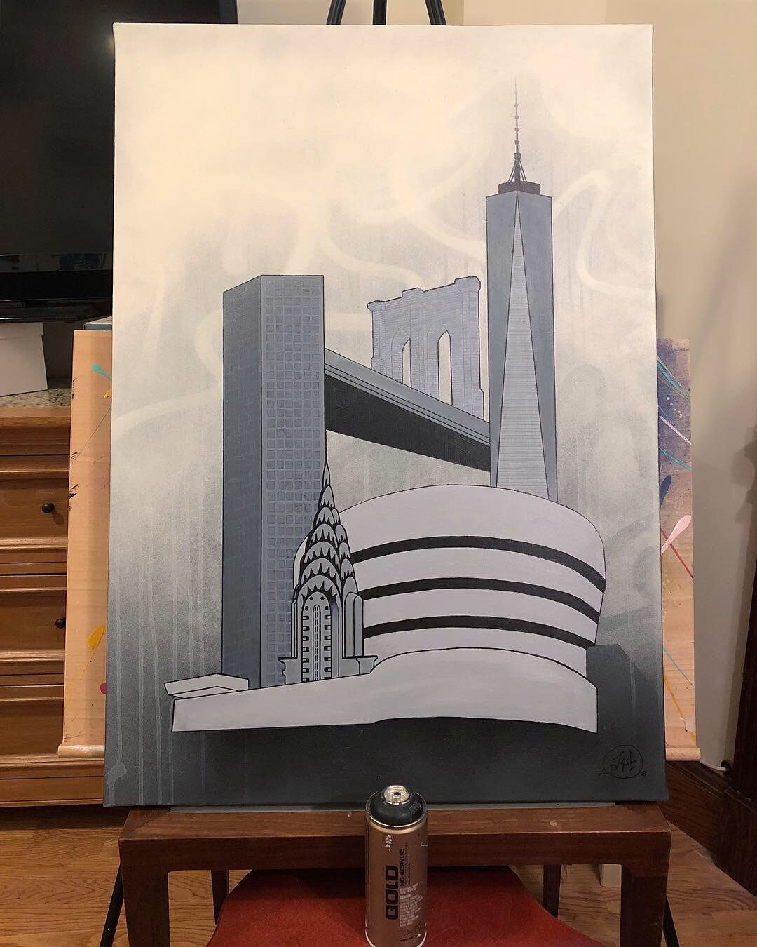 NYC Architect(s) (Commission)