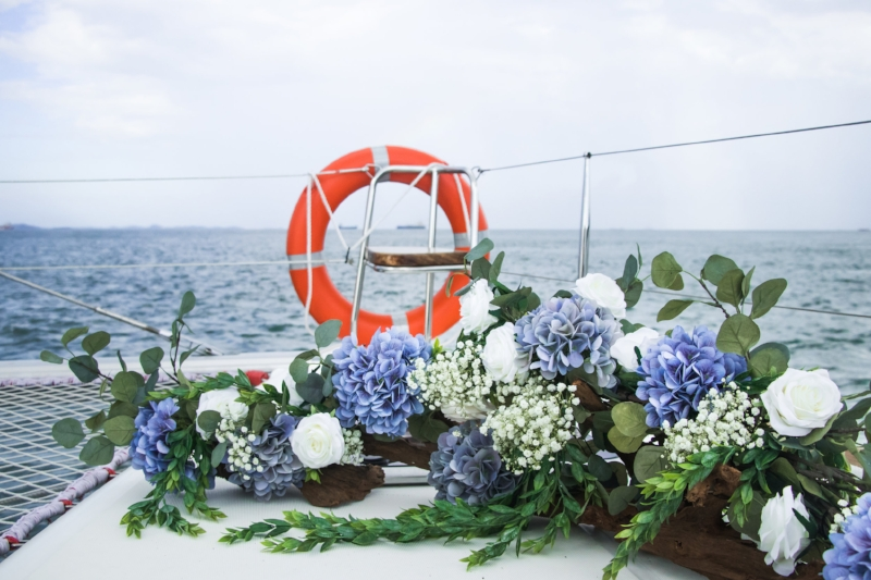 Yacht Weddings by Ximula Sail x Invited SG