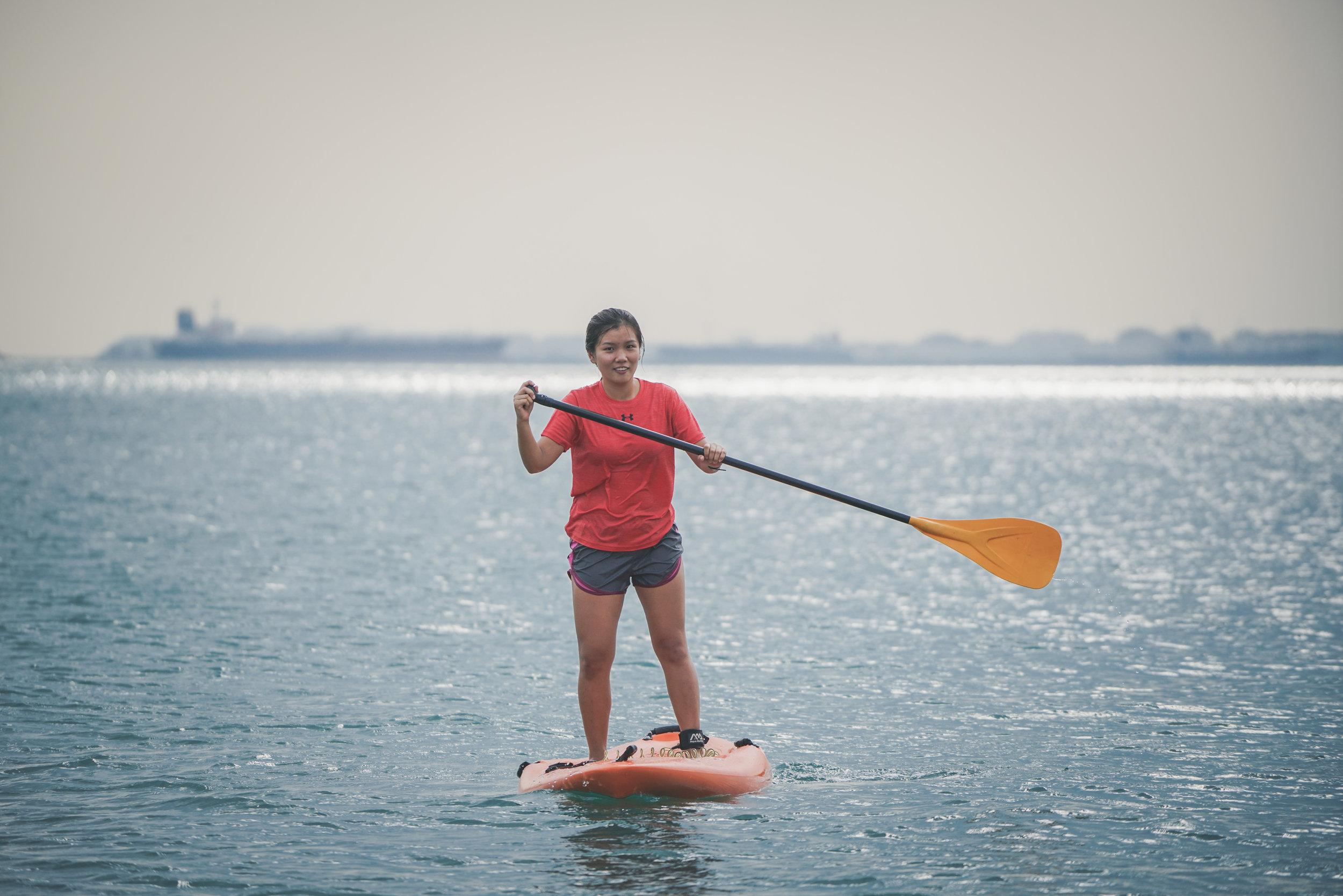ximula sail yacht charter stand up paddle board