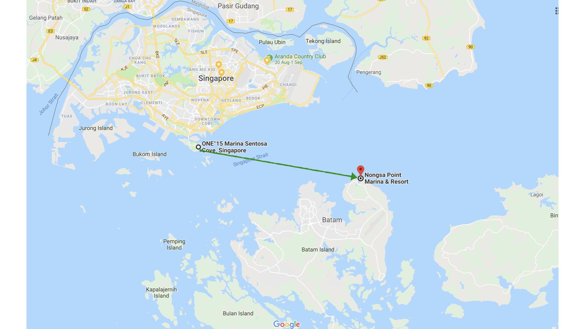 Singapore > Nongsa Point Marina & Resort