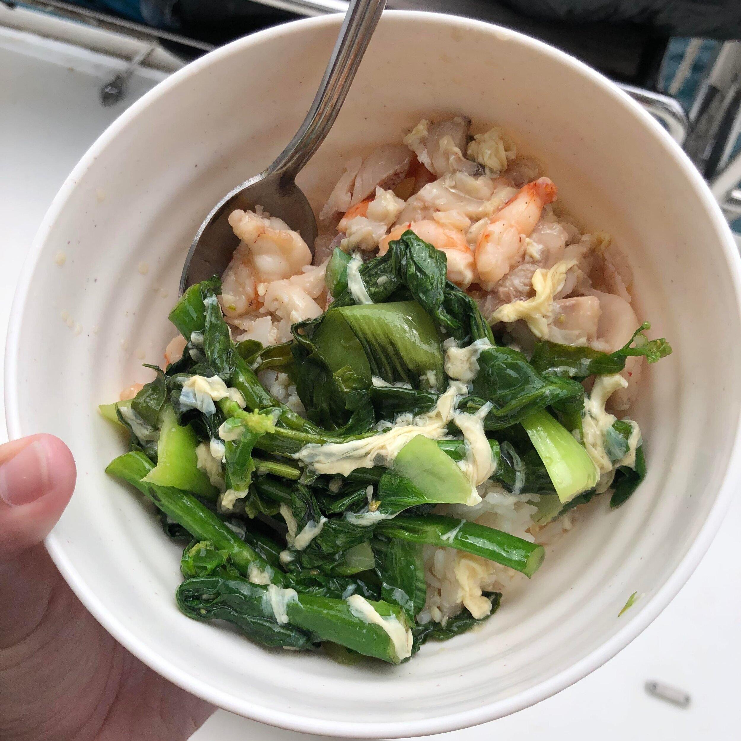 Seafood Mui Fan