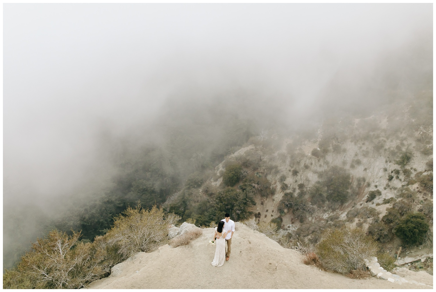 Los Angeles Forest Warm and Artistic Engagement Session-9849.jpg