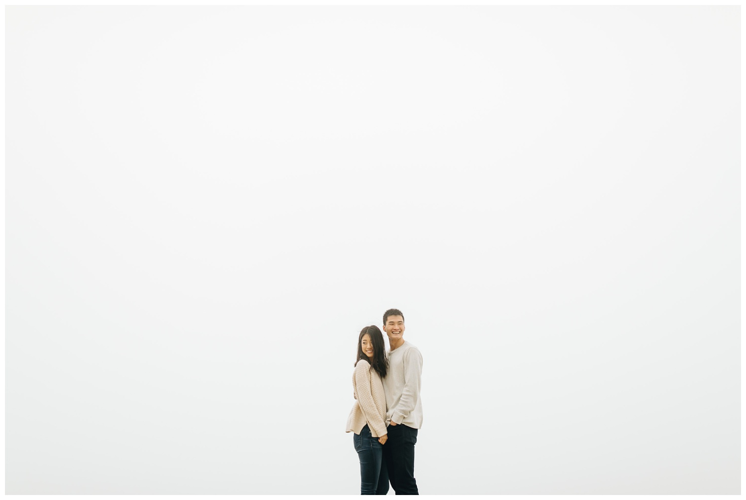 Los Angeles Forest Warm and Artistic Engagement Session-9632.jpg