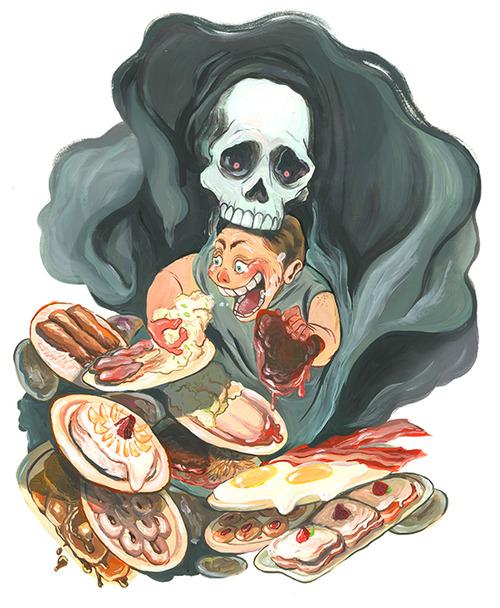 Enjoy Gluttony, 2013