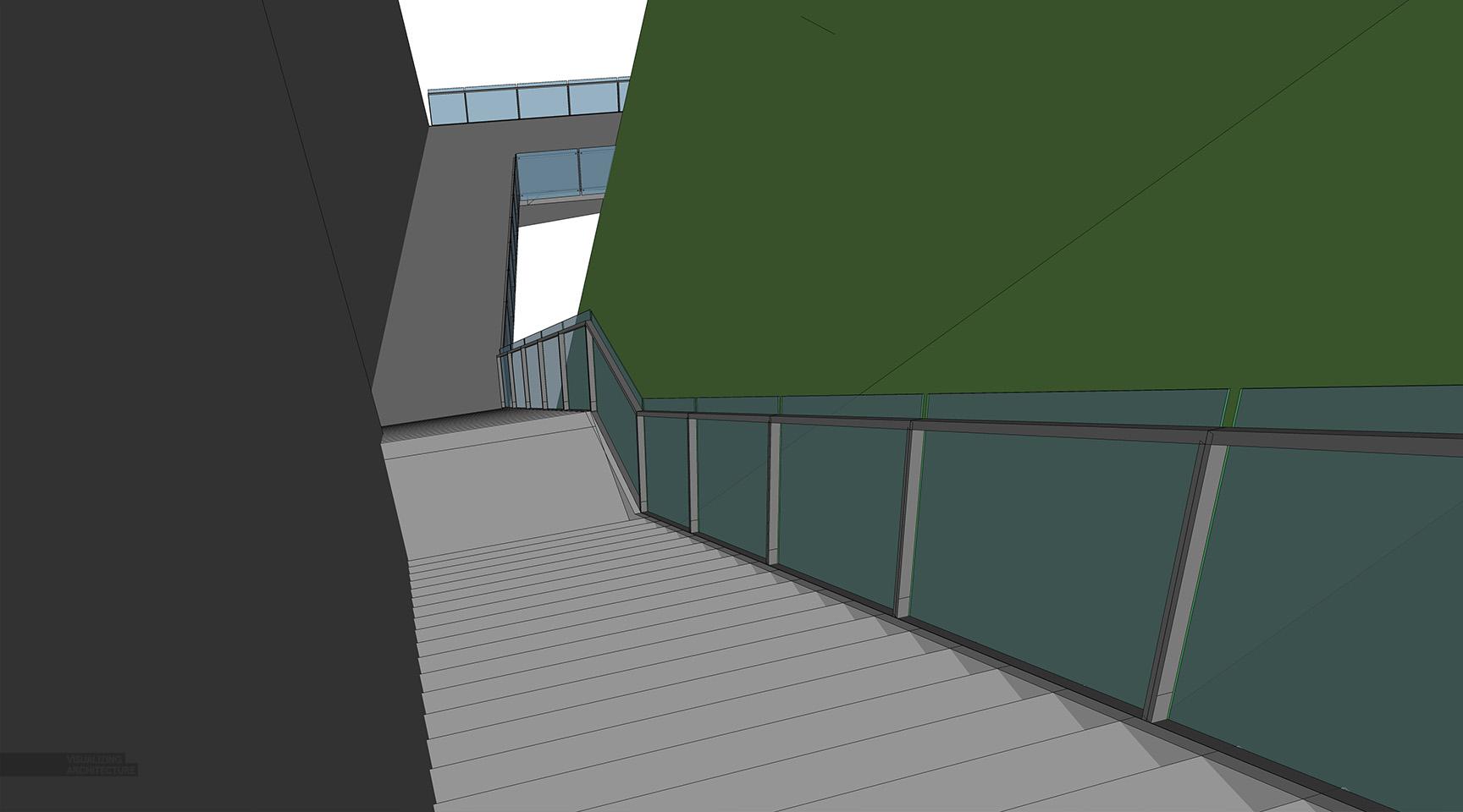 SketchUp 模型视角