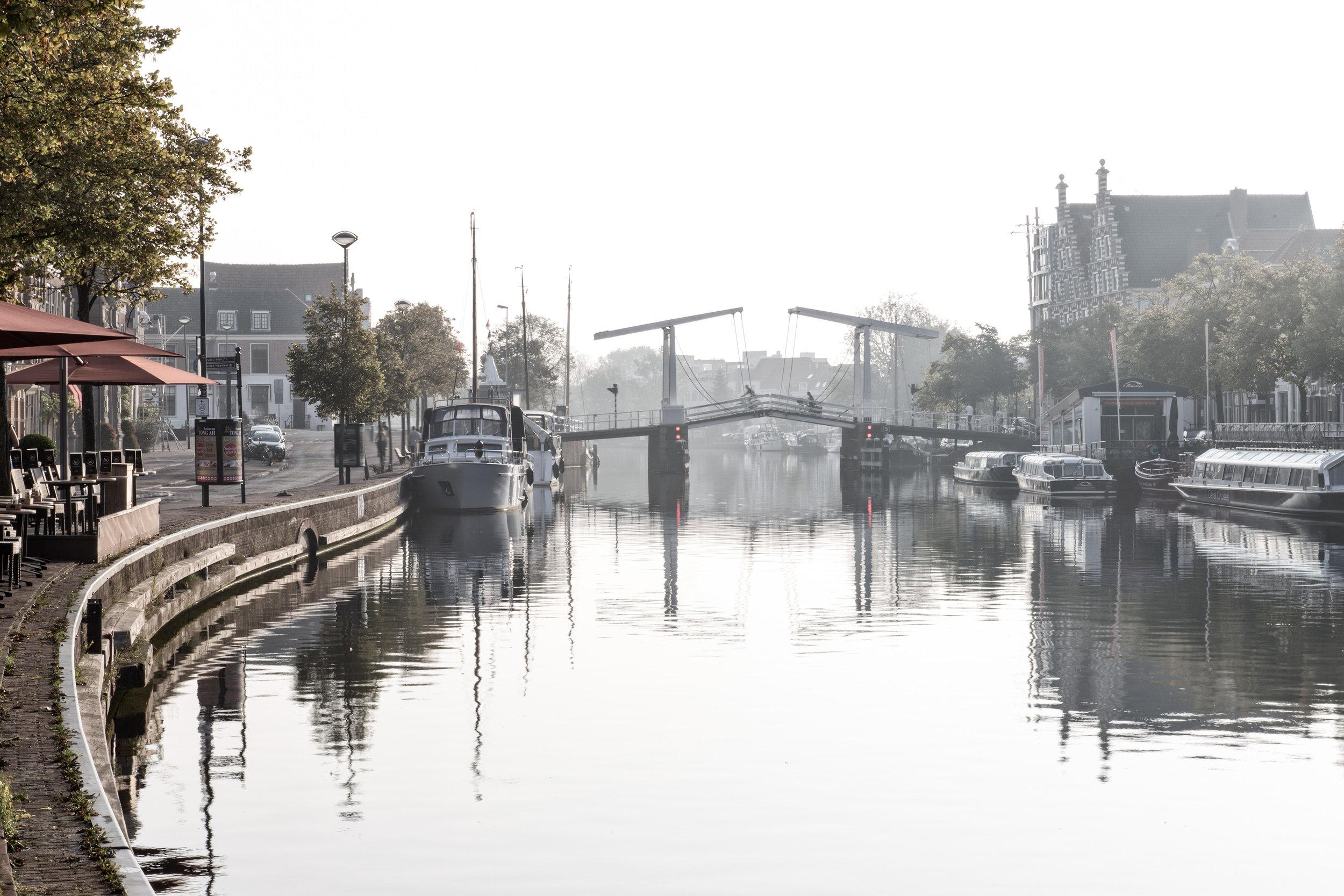 Het Spaarne Haarlem