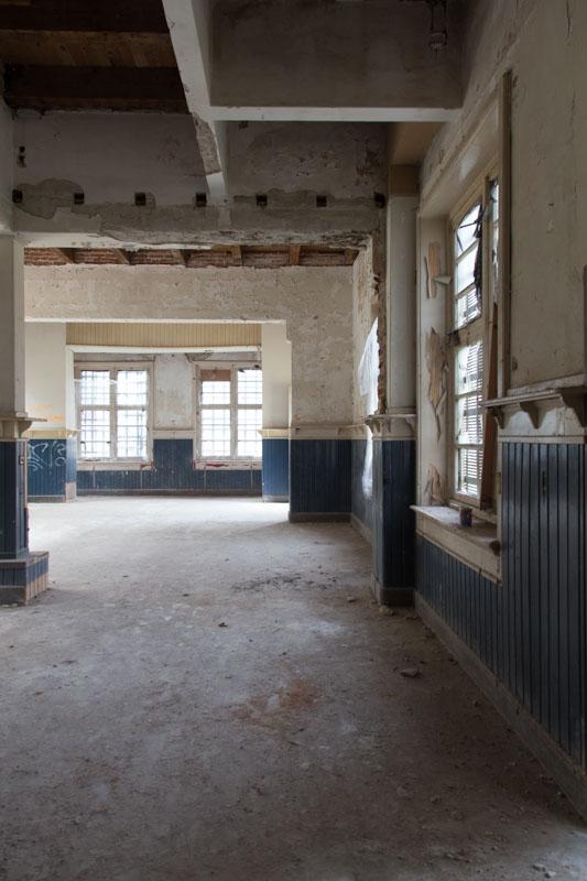 provinciaal Ziekenhuis, fotografie Heidi Borgart
