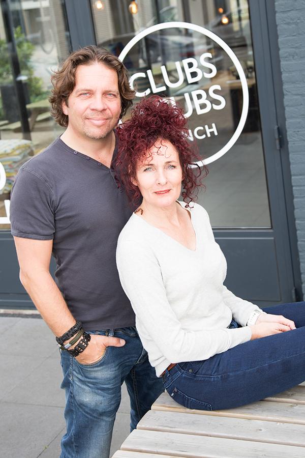 Portretfoto voor website | Jordi en Jacqueline Ramon