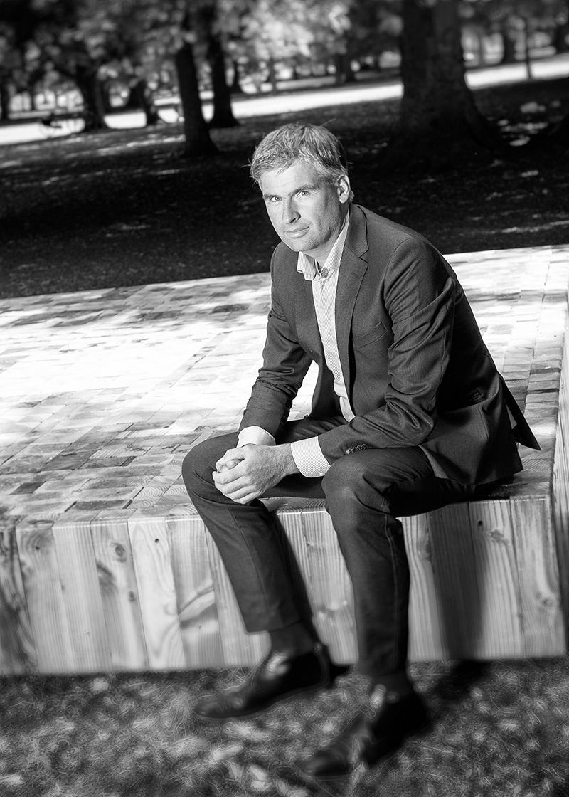 Portret van Jan Feenstra
