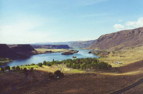 Sept. 2000 - Ice Age Floods