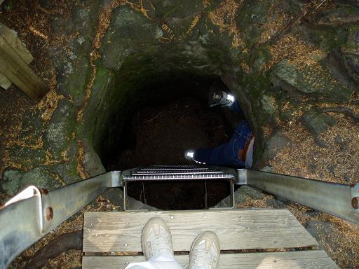 Aug. 2006 - Ape Cave