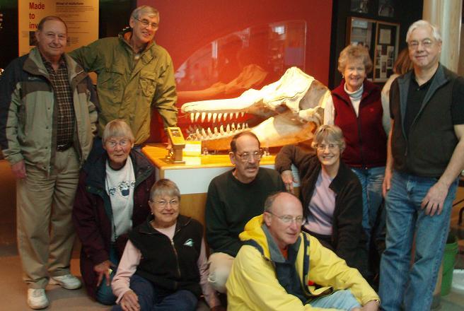 Feb. 2007 - Newport Fossil Fest
