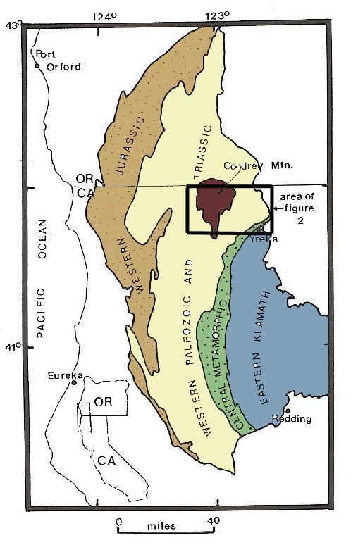 Sept 2007 - Klamath Mountains