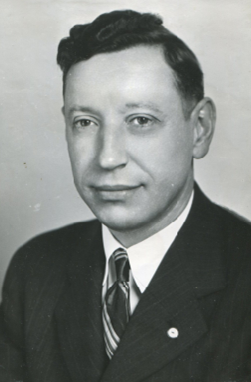CLARENCE D. PHILLIPS (Charter Member)