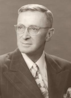 ALBERT DUNBAR VANCE Charter Member