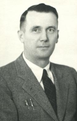 KENNETH PHILLIPS (Charter Member)