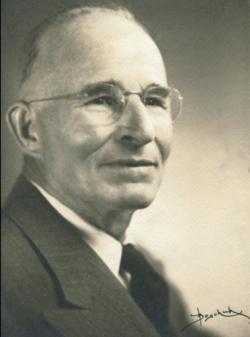 1945 - ALONZO WESLEY HANCOCK (Charter Member)