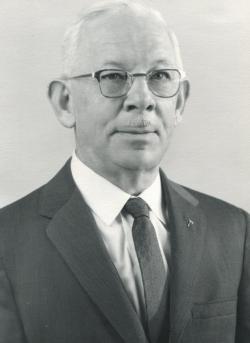 1955 - WILLIAM FERGUSON CLARK