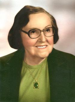 1982 - RUTH HOPSON KEEN