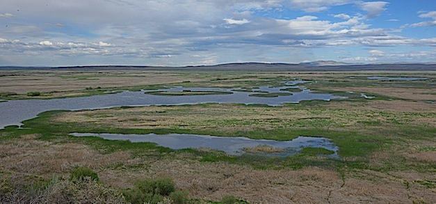 buena vista overlook - malheur national wildlife refuge